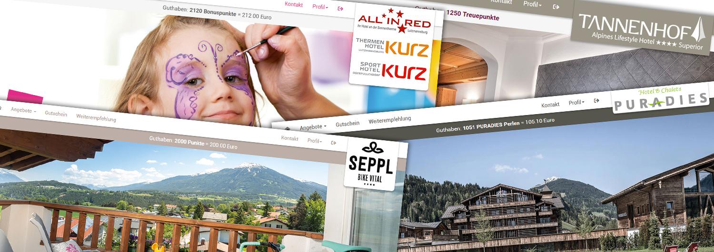 Seppl, All-In-Hotels, Ramsi, Tannenhof, Puradies