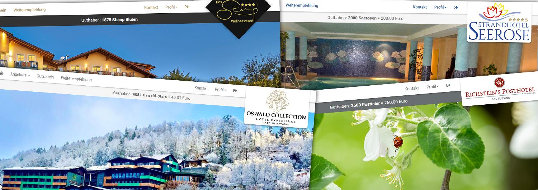 Stemp,Oswald-Hotels,Richsteins,Seerose